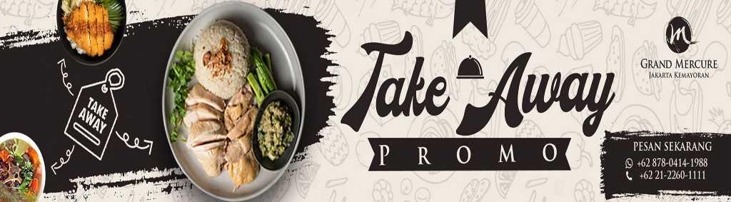take away promo