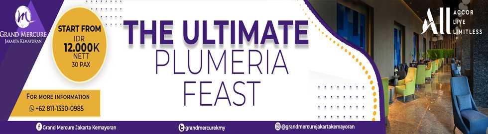 plumeria feast