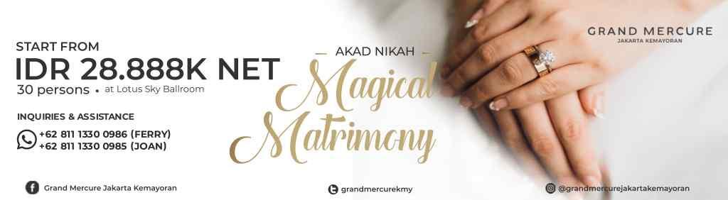 magical matermony